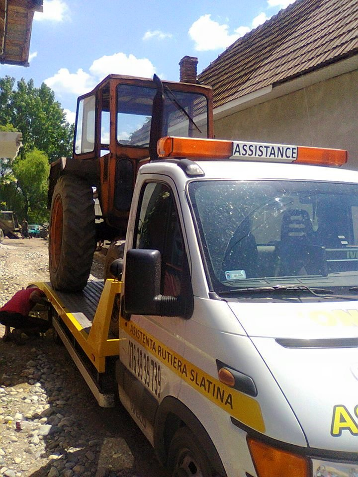 platforma tractor 3
